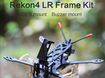 HGLRC Reckon 4 Frame Kit