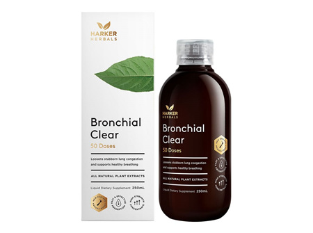 HH BEWELL BRONCHIAL CLEAR 250ML
