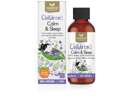 HH CHILD CALM & SLEEP 150ML