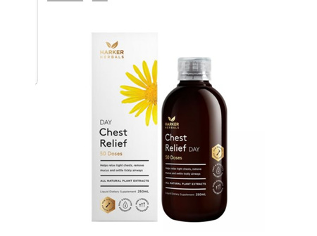 HHP Chest Relief Day 250ml