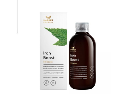 HHP Iron Boost 250ml