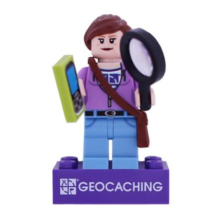 Hidey Finder with Trackable Brick