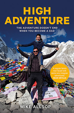 High Adventure: The Adventure Doesn't End When You Become a Dad