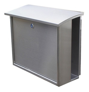 High Quality Stainless Steel Wall/Fence Mount  Letterbox