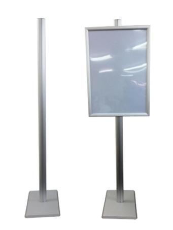 High Rise Snap Frame Pole & Base 82590
