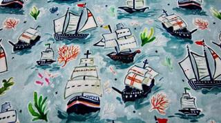 High Seas Sail Ships Multi 1363