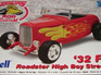 Revell 1/25 'Good Guys' 32 Ford Roadster High Boy Street Rod