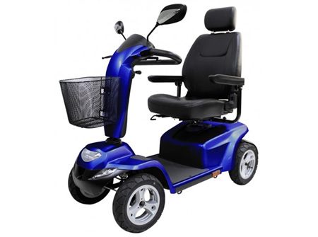 Hill Climber Mobility Scooter for Long Range HS 898 Bravo