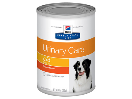 Hill's Prescription Diet c/d Multicare Urinary Care Canned Dog Food