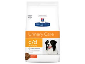 Hill's Prescription Diet c/d Multicare Urinary Care Dry Dog Food