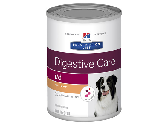 Hill's Prescription Diet i/d Digestive Care Canned Dog Food 12x370g