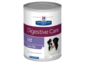 Hill's Prescription Diet i/d Low Fat Digestive Care Canned Dog Food
