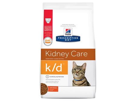 Hill's Prescription Diet k/d Kidney Care Dry Cat Food