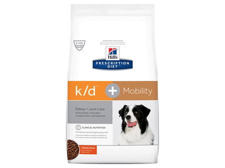 Hill's Prescription Diet k/d Kidney Care + Mobility Dry Dog Food