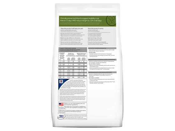 Hill's Prescription Diet Metabolic + Mobility Dry Dog Food