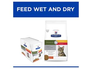 Hill's Prescription Diet Metabolic + Urinary Stress Dry Cat Food