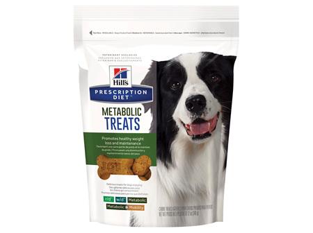 Hill's Prescription Diet Metabolic Weight Management Dog Food Treats