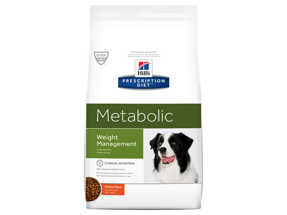 Hill's Prescription Diet Metabolic Weight Management Dry Dog Food