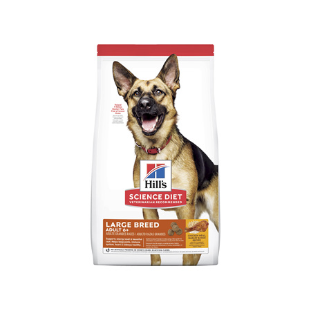 Hill's Science Diet Adult 6+ Large Breed Senior Dry Dog Food