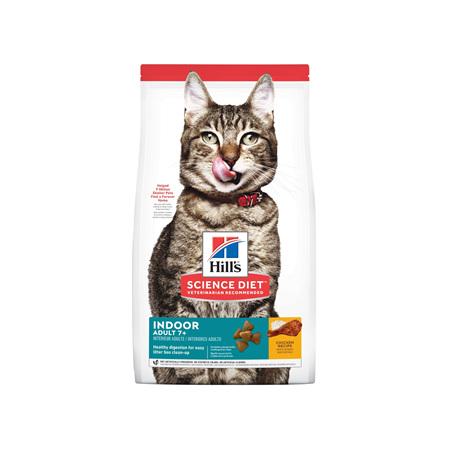 Hill's Science Diet Adult 7+ Indoor Dry Cat Food