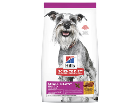 Hill's Science Diet Adult 7+ Small Paws Senior Dry Dog Food