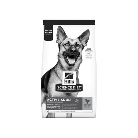 Hill's Science Diet Adult Active Dry Dog Food