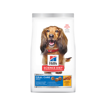 Hill's Science Diet Adult Oral Care Dry Dog Food
