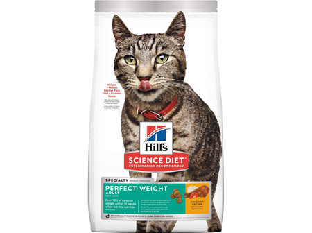 Hill's Science Diet Adult Perfect Weight Dry Cat Food