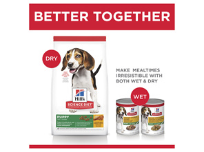 Hill's Science Diet Puppy Dry Dog Food