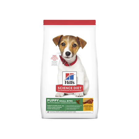 Hill's Science Diet Puppy Small Bites Dry Dog Food