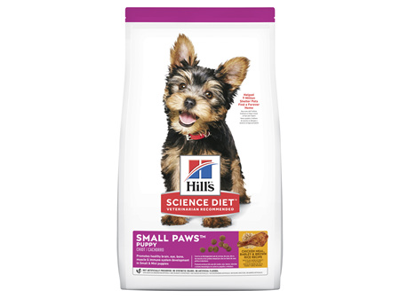 Hill's Science Diet Puppy Small Paws Dry Dog Food