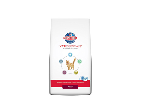 HIll's Science Diet VetEssentials Adult Cat Dry Food