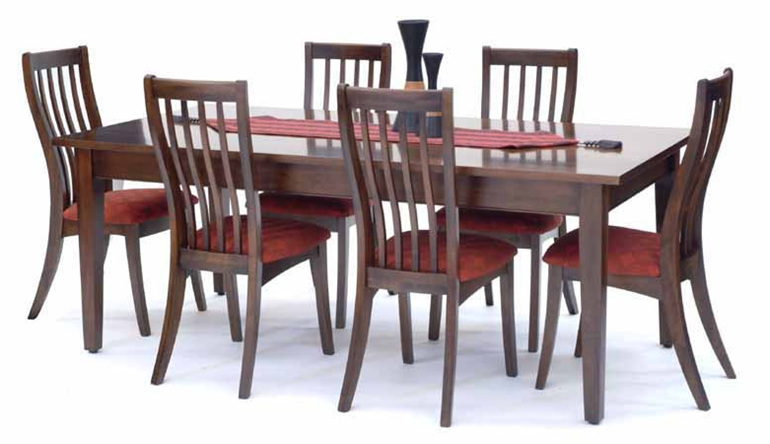 Hilton Dining Table - New Zealand made to order Solidwood Furniture