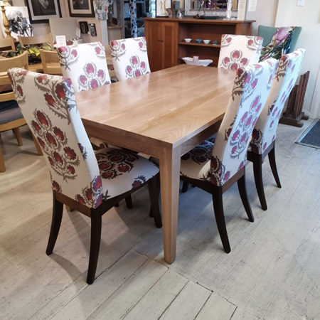 Hilton Dining Table - Oak 6str