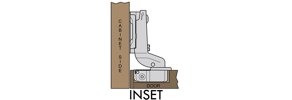 Inset Hinge Set Up