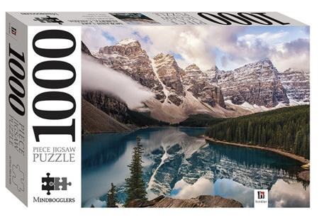 Hinkler 1000 Piece Jigsaw Puzzle: Banff National Park Canada