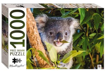 Hinkler 1000 Piece Jigsaw Puzzle: Koala