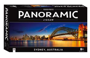 Hinkler Mindboggler 1000 Piece Panorama Jigsaw Puzzle: Sydney Australia