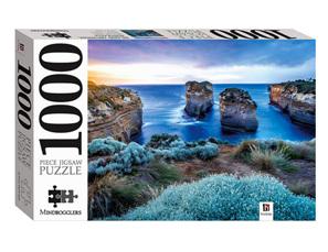 Hinkler Mindboggler 1000 Piece Jigsaw Puzzle: Island Archway Australia