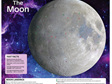 Hinkler 500 piece round jigsaw puzzle The Moon  buy at www.puzzlesnz.co.nz