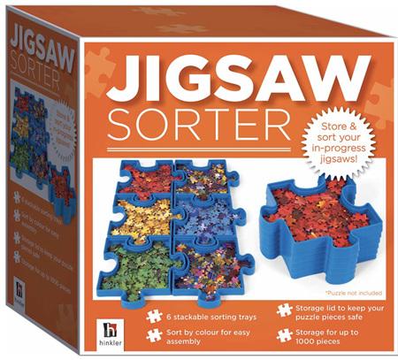 Hinkler Jigsaw Puzzle Sorter