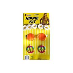 Hippie dress up kit