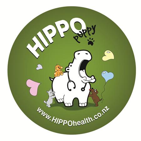 Hippo Puppy