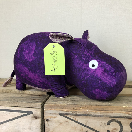 Hippo - Purple