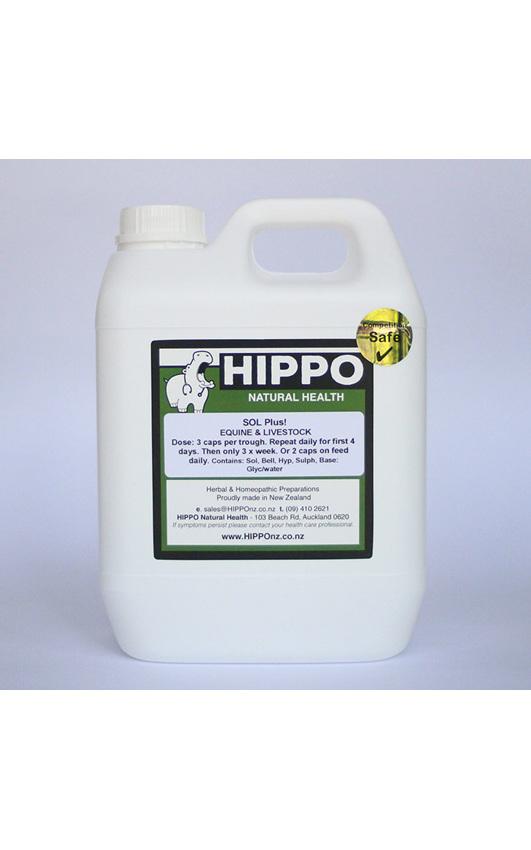 HIPPO Sol Plus product image