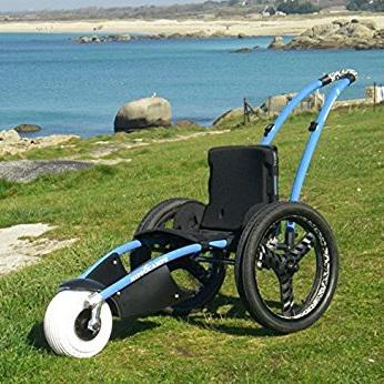 Hippocampe All Terrain Beach Wheechair