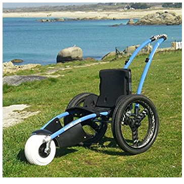 Hippocampe All Terrain Beach Wheelchair