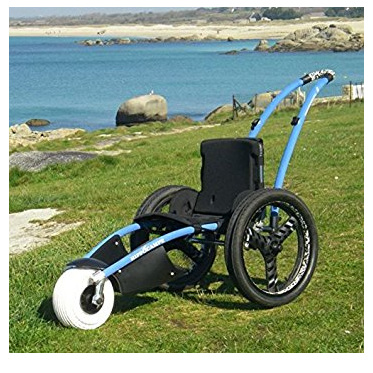 Hippocampe All Terrain Beach Wheelchair