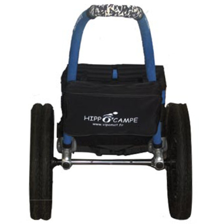 Hippocampe Backrest Bag
