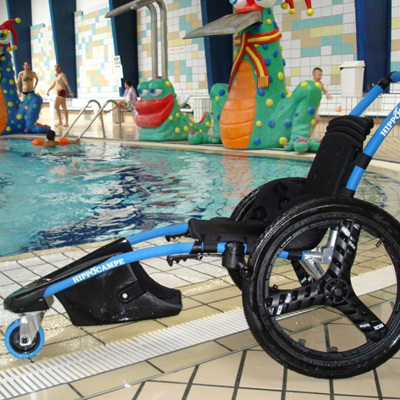 Hippocampe Pool Chair